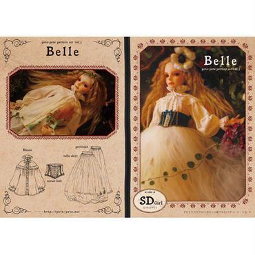パターンセットvol.5[Belle]SDサイズ