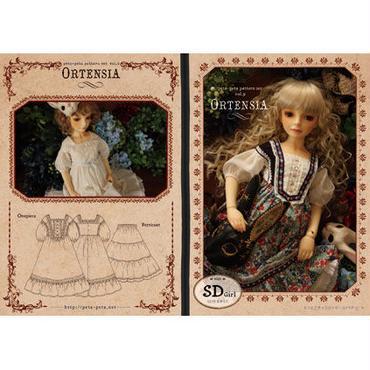 パターンセットvol.9[Ortensia]SDサイズ
