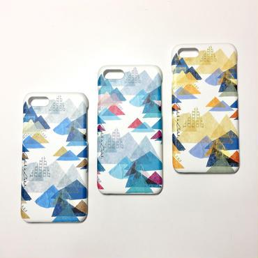iphone plusシリーズ/スマホハードカバー【山】