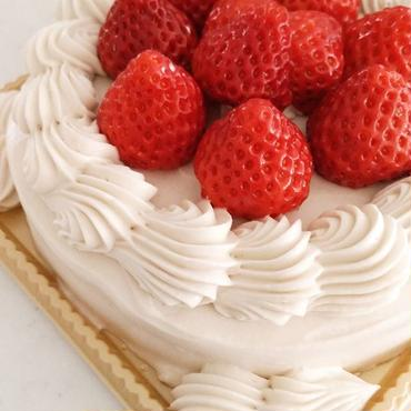 【直接受取専用品】Raw苺ケーキ