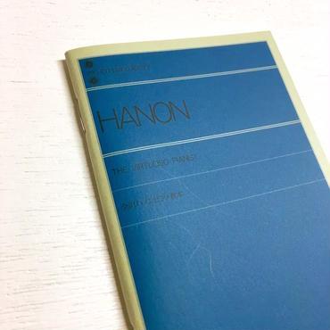 ミニノート(HANON)