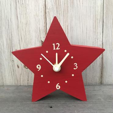 星時計  15  レッド