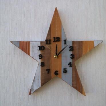 星時計  30  古材  2