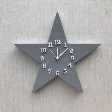 星時計  30  グレー