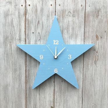 星時計  30  ライトブルー