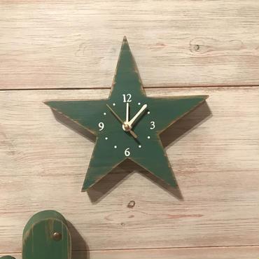 星時計 20   ヴィンテージグリーン