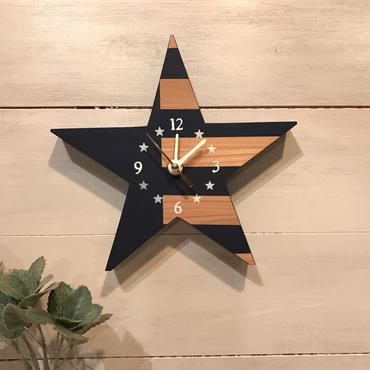 星時計 20 ネイビー星条旗