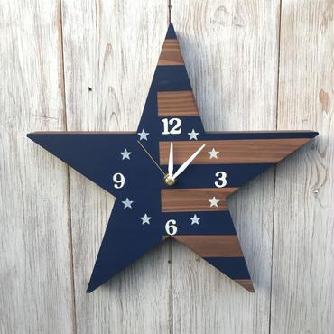 星時計  30  ネイビー星条旗