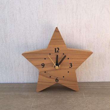 星時計  15  ライトオーク