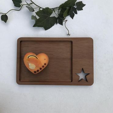 木製トレー  マホガニー材