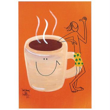 84373 PG ポストカード COFFEE