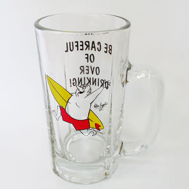 84626 BEER JUG Let's SURF