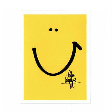 84281 PGステッカー SMILE