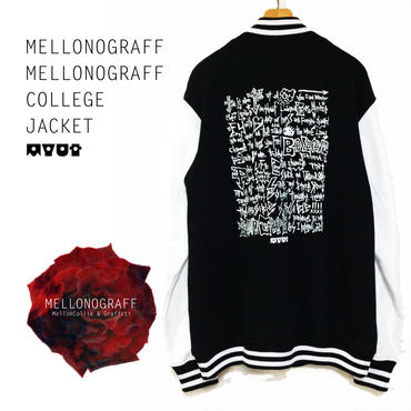 《MELLONOGRAFF MELLONOGRAFF COLLEGE JACKET》※受注生産※