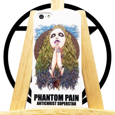 《ANTICHRIST SUPERSTAR》iPhone 5/5s/SE/6/6s case