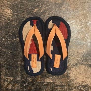 TREADs  Rug Sandal - VINTAGE (size 00/ 22cm)