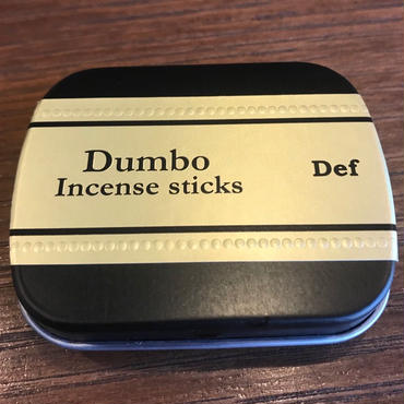 Dumbo Incense sticks「Def」mini size