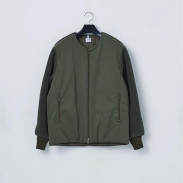 「NECESSARY or UNNECESSARY」TYROL CHOCO / color -OLIVE