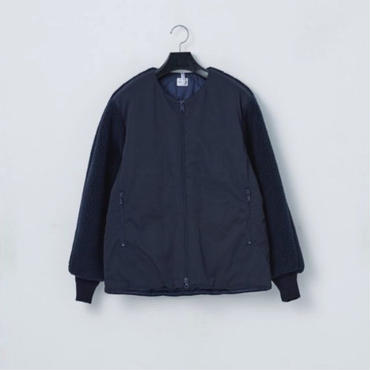 「NECESSARY or UNNECESSARY」TYROL CHOCO / color -NAVY