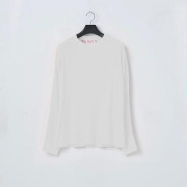 「NECESSARY or UNNECESSARY」WAFFLE / color - WHITE