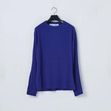 「NECESSARY or UNNECESSARY」WAFFLE / color - ROYAL