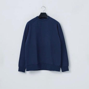 「NECESSARY or UNNECESSARY」C.W CREW / color - NAVY
