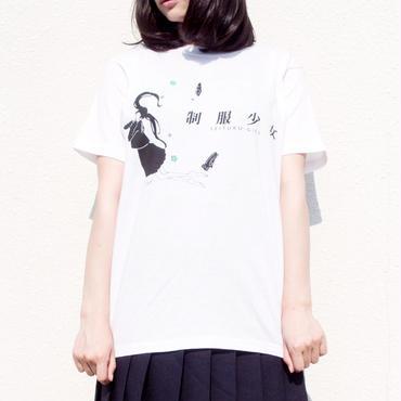 制服少女Tシャツ