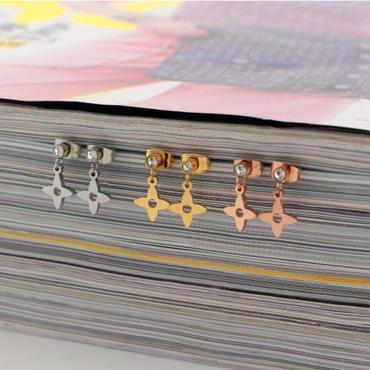 セール 新作 大人気 セレブ レディース ノーベルティ Louis Vuitton ルイ・ヴィトン ピアス イアリング LV-JW-07
