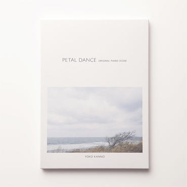 petal dance Original Piano Score / yoko kanno[CD+BOOK]