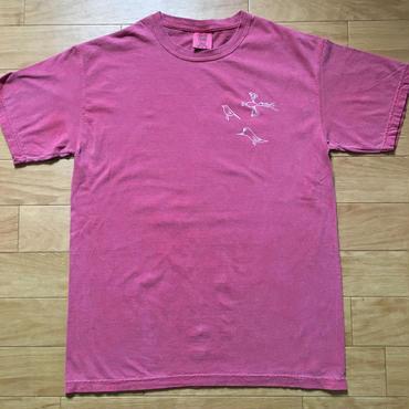 映画『きみの鳥はうたえる』オリジナルTシャツ(Crimson)