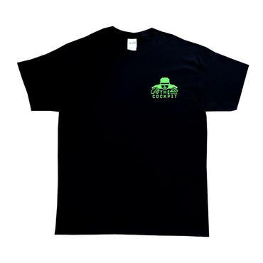 映画『THE COCKPIT』オリジナルTシャツ(黒)