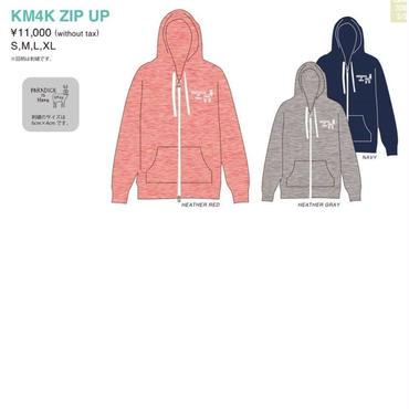 KM4K ZIP UP