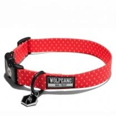 Wolfgang descriptionPolkaDog COLLAR(ポルカドッグ・首輪)