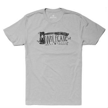 Wolfgang Man & Beast Settler(セットラー)Tシャツ