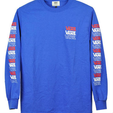 VANS×SD Logo Long Sleeve-T