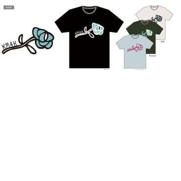 KM4K Tシャツ HANA