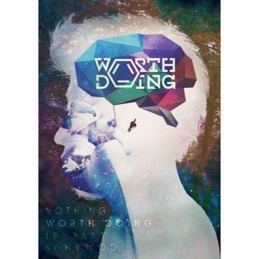 WORTH DOING  DVD