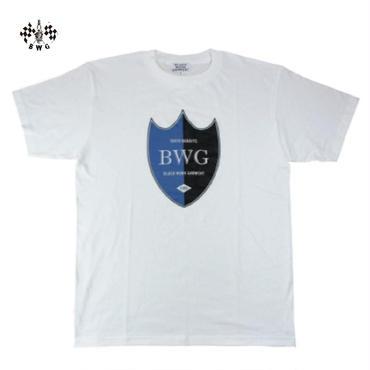 BLUCO(ブルコ)BLUCO(ブルコ)B.W.G EMBLEM Tシャツ ホワイト