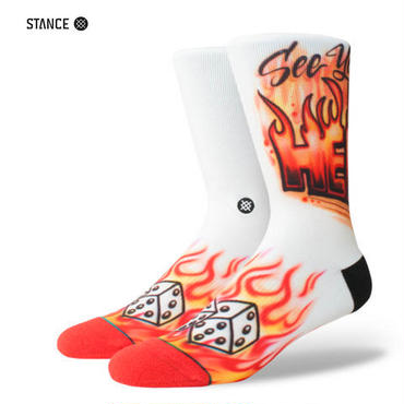 STANCE(スタンス)AIRBRUSH HELL L-XL(26~29cm)
