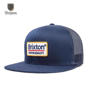 BRIXTON(ブリクストン) PALMER MESH CAP ネイビー