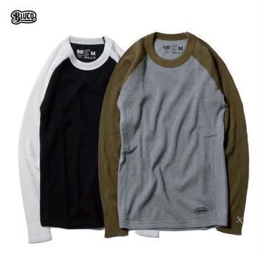 BLUCO(ブルコ) OL-013-17 2PACK THERMAL SHIRTS