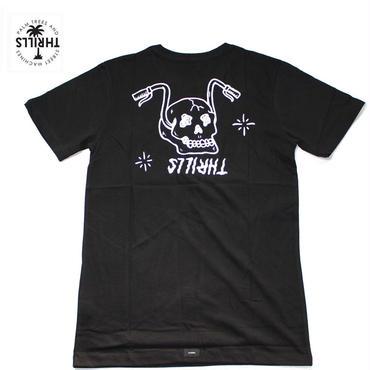 THRILLS(スリルズ) HANDLE BAR TEE ブラック