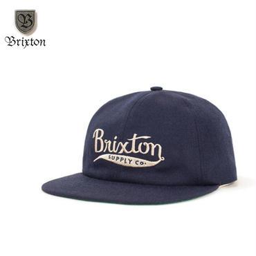 BRIXTON(ブリクストン) GOMEZ CAP ネイビー