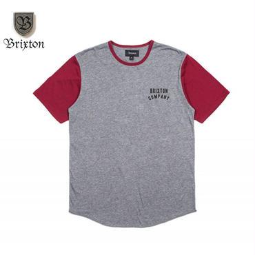 BRIXTON(ブリクストン) WOODBURN S/S KNIT