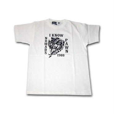 PAWN(パーン) 1988 NOMADS TEE ホワイト