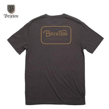 【先行予約!!】BRIXTON(ブリクストン)GRADE S/S STT ブラック