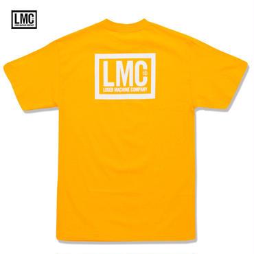 【先行予約!!】Loser Machine(ルーザーマシーン)HARDLINE Tシャツ ゴールド