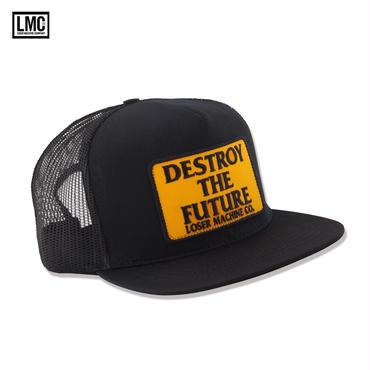 Loser Machine(ルーザーマシーン) D.T.F メッシュキャップ ブラック