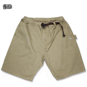 BLUCO(ブルコ)OL-005-17  EASY PAINTER SHORTS カーキ