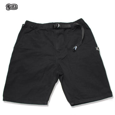 BLUCO(ブルコ)OL-005-17  EASY PAINTER SHORTS ブラック
